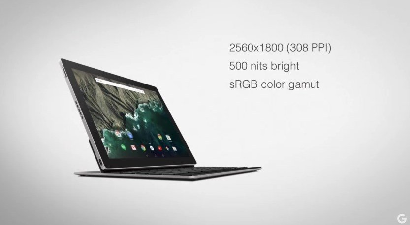 Pixel C sigue la senda de las Surface y el iPad Pro