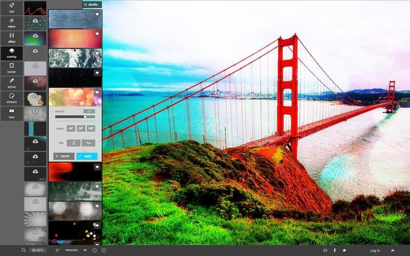 Pixlr para Mac