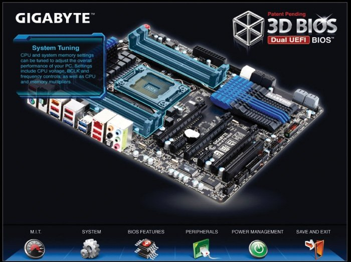 Placas base para procesadores Ivy Bridge 2