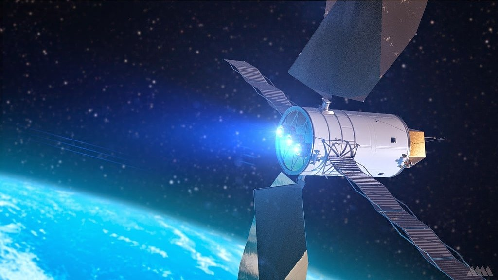 Poner un satélite en órbita es muy, muy caro