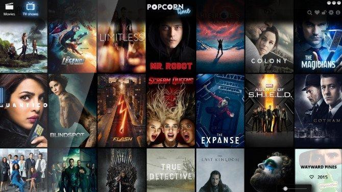 Popcorn-time.se, nueva réplica de Popcorn time en coger el testigo