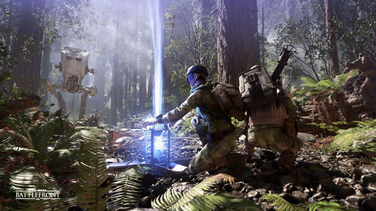Potenciadores en Star Wars Battlefront