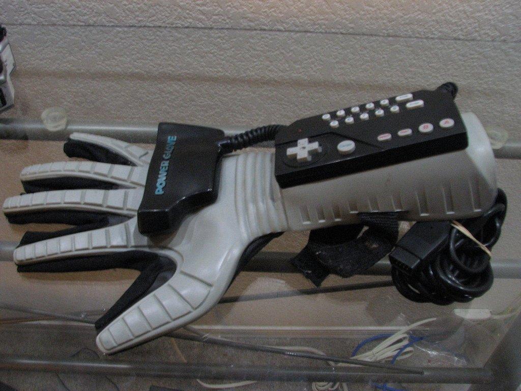 Power Glove para la NES