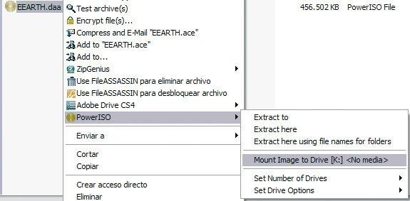 Power ISO detalle 6
