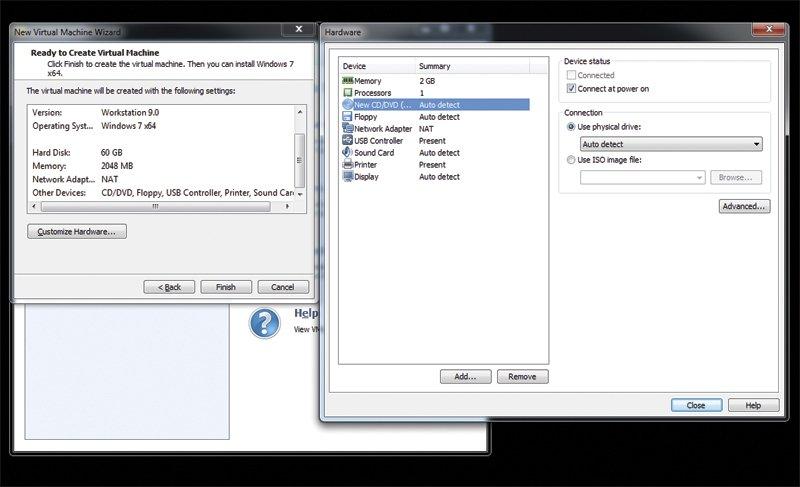 Práctico VMware 4
