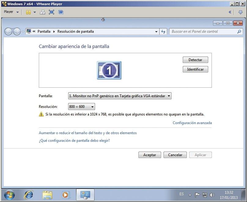 Pr??ctico VMware 8