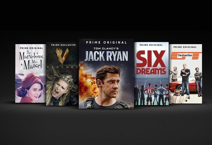 Prime Originals de Amazon Video