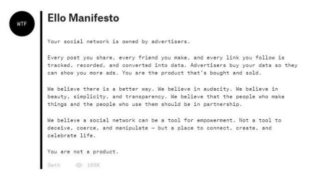 Probamos Ello, la red social simple, bonita y libre de anuncios - imagen 3