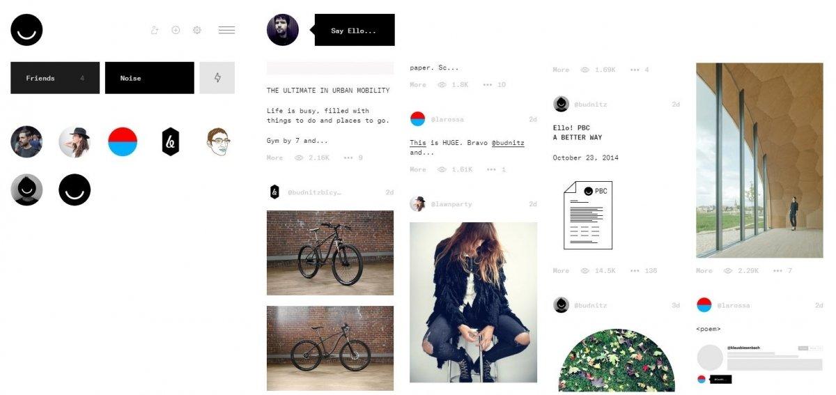 Probamos Ello, la red social simple, bonita y libre de anuncios - imagen 5