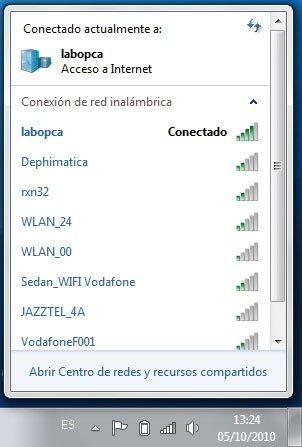Problemas de la conectividad 4