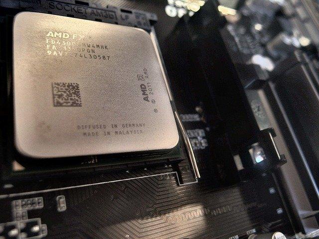 Procesador AMD con arquitectura de 64 bits