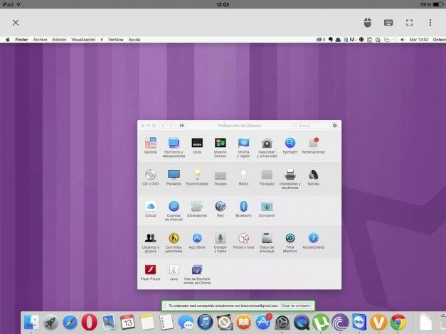 Acceso remoto a tu PC desde iOS paso a paso con Chrome Remote Desktop