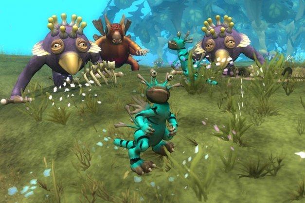 Los mejores trucos para Spore