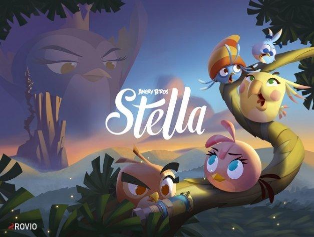 Angry Birds Stella: aterriza una nueva estrella de Rovio
