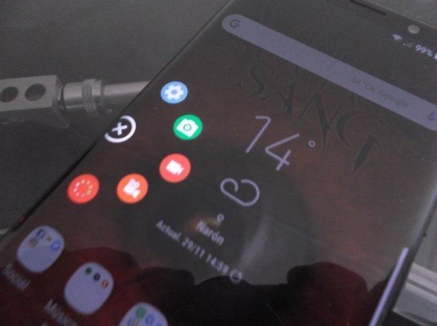 Cómo grabar la pantalla en vídeo en Android