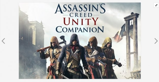 Assassin's Creed Unity recibe su app exclusiva en iOS, Android y Windows