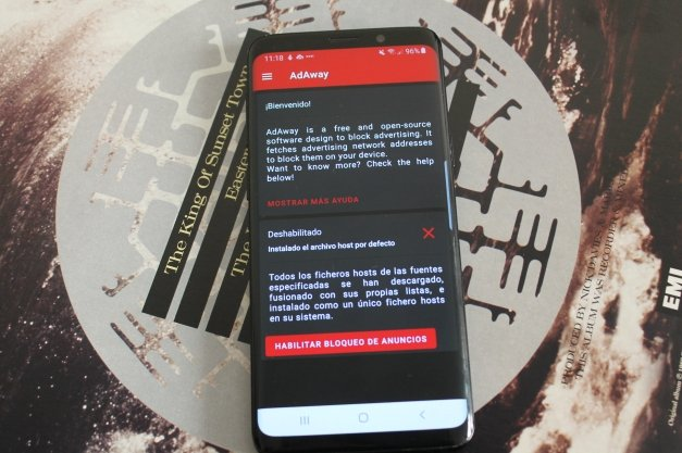 Cómo bloquear publicidad en el navegador y sistema de Android