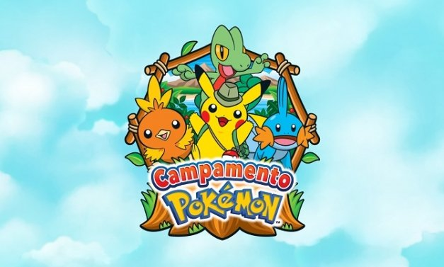 Campamento Pokémon ya disponible para dispositivos iOS