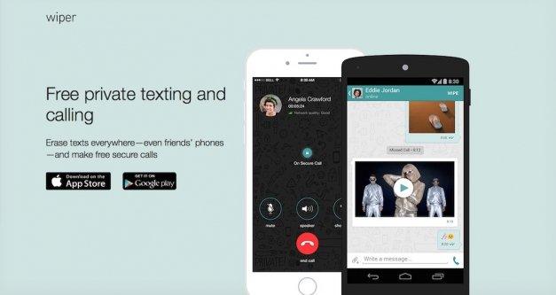 Con Wiper protege tus llamadas y mensajes