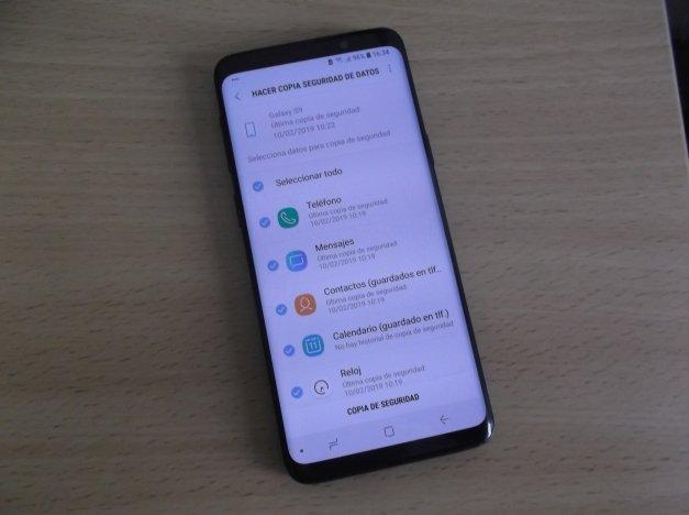 Cómo hacer copia de seguridad de tus datos en Android