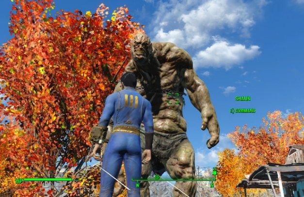 Creature Follower: el mod de Fallout 4 para cambiar de compañeros