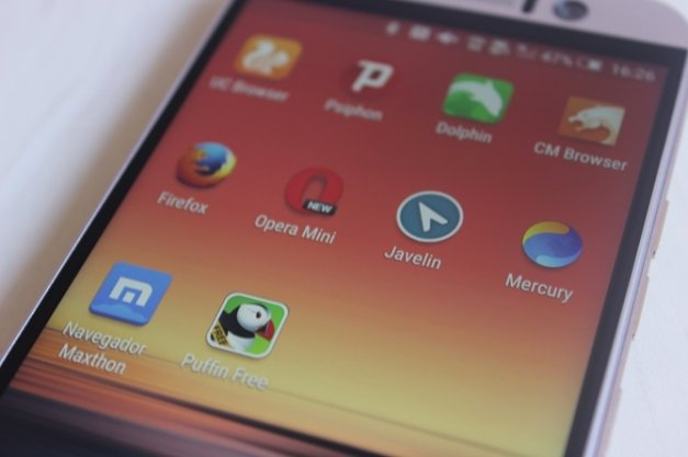 10 alternativas a Google Chrome para Android