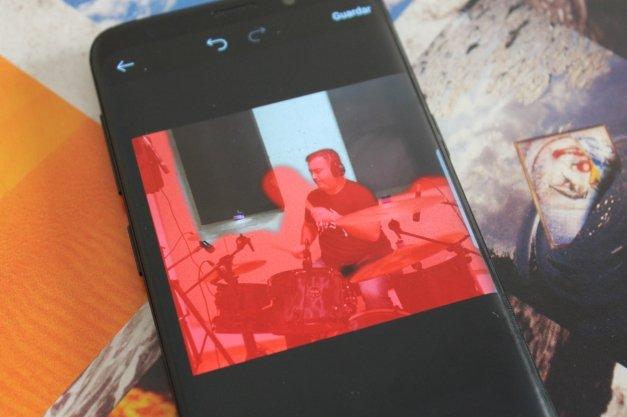 Cómo eliminar el fondo de una foto en Android