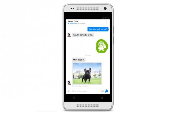 how to download audio facebook messenger