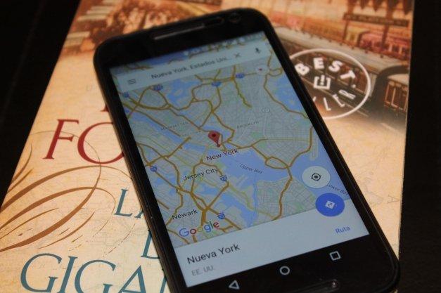 Borrar el historial de ubicación de Google Maps, clave para la privacidad