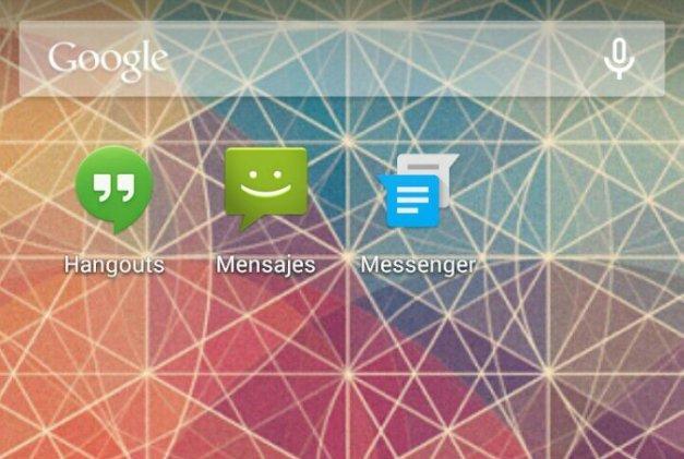 ¿Hacía falta Google Messenger?