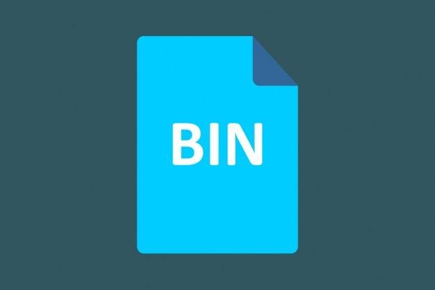 Cómo abrir y descomprimir archivos BIN