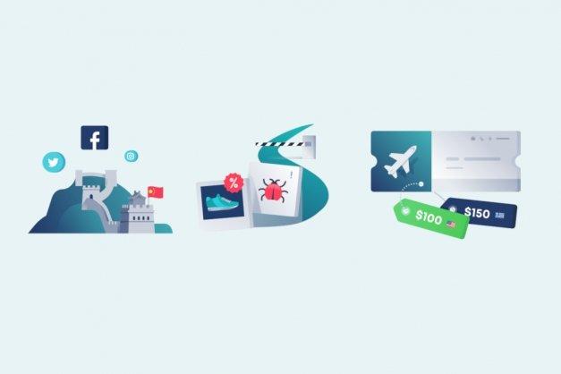 3 ventajas de usar un servicio VPN como Surfshark