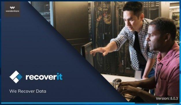 Wondershare Recoverit Pro 8, más funciones para el software de recuperación líder