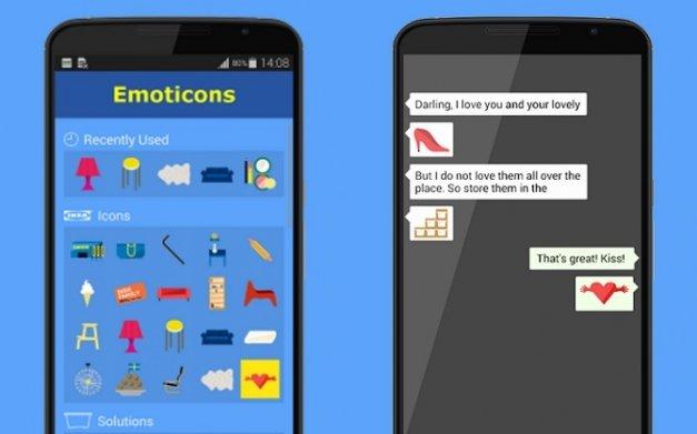 Los emoticonos de IKEA o cómo destrozar tu relación de pareja