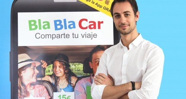 BlaBlaCar: 'Sólo el 0,005 % de nuestros conductores cubre costes'