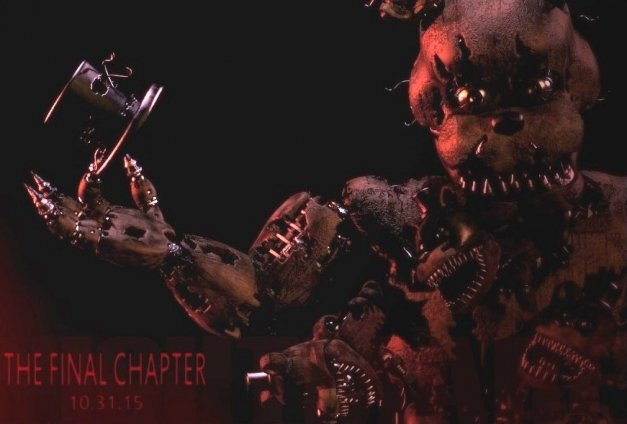 Fnaf 4 five nights at freddy s 4 se confirma para el d 237 a de