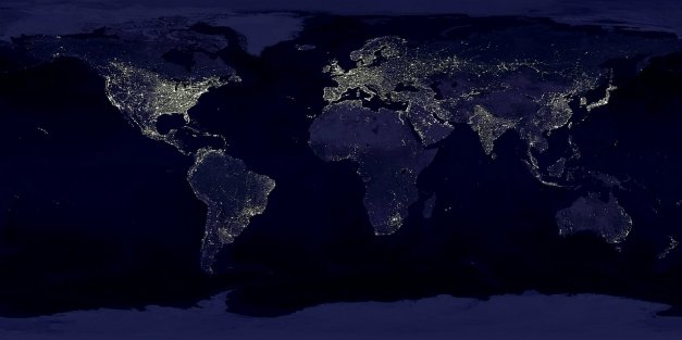 El número de usuarios de Internet sigue creciendo más que la población