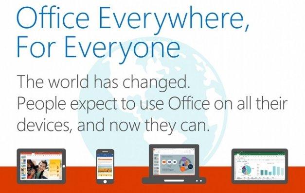 Novedades importantes en las apps de Office para dispositivos móviles