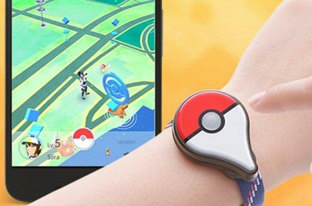 Pokémon GO Plus, el wearable para atrapar pokémons
