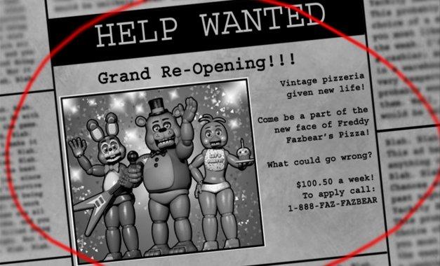 Por qué nos gusta pasar miedo con Five Nights at Freddy's