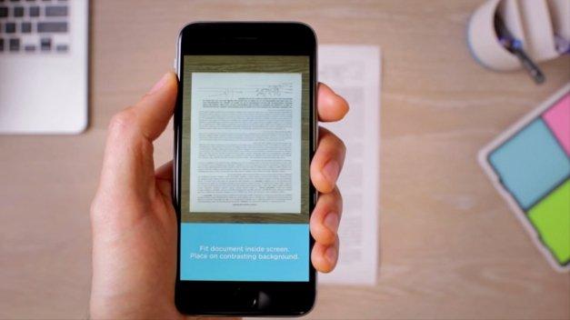 Scannable de Evernote quiere poner fin a la era del papel