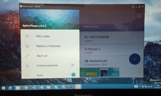 Cómo descargar Splive Player para PC