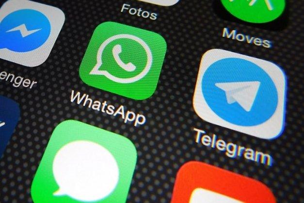 WhatsApp ve cómo crece Telegram: 12 mil millones de mensajes al día