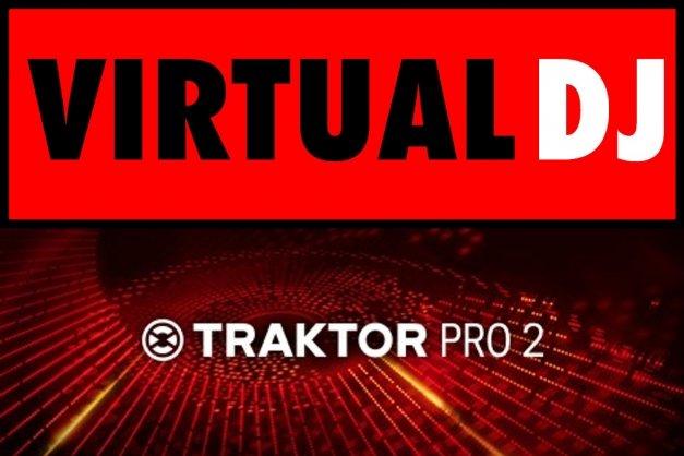Virtual DJ vs. Traktor: dos pesos pesados de las mezclas