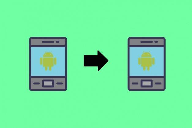 Cómo enviar archivos muy grandes entre teléfonos Android