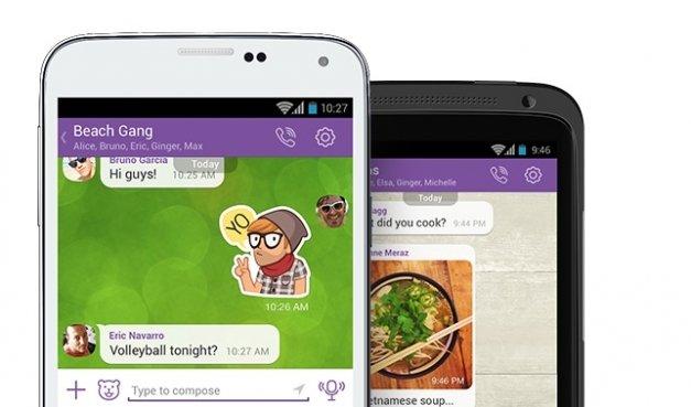 El chat Viber ya tiene videojuegos: Sigue los pasos de LINE