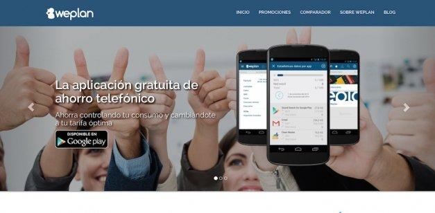 Weplan, la app de ahorro telefónico, se internacionaliza