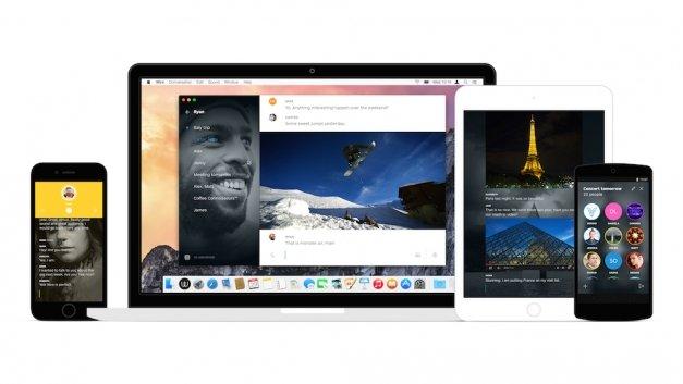 Wire una mensajería para iOS, Android y OS X con VoIP HD