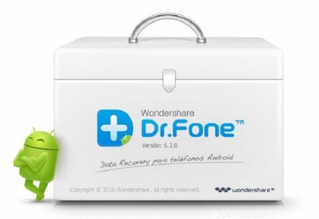 Wondershare Dr. Fone: el recuperador de archivos móviles por excelencia