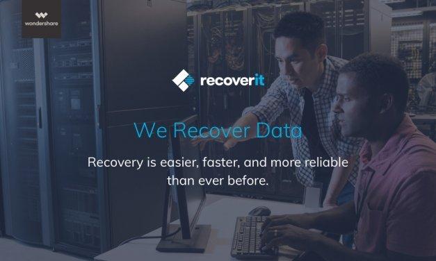¿Cómo recuperar archivos perdidos de un PC con Wondershare Recoverit?